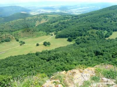 Sierra Toloño,Rioja Alavesa; dunas bolonia senderismo palencia en salamanca